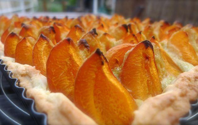 Tarte Abricots (du Valais) Pistache de Mercotte