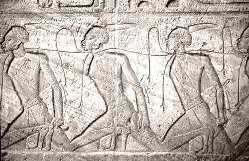 L'esclavage, l'asservissement, la dépendance, la soumission, la traite... (1) en Égypte ancienne !