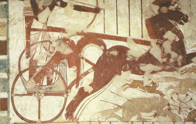 Est-ce un voyage initiatique ? L'homme se construit et apprend autant sur lui même que sur les autres ? Sinoué, indiscret malgré lui, prend peur !... (2) En Égypte ancienne !