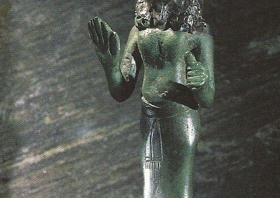 Une arrivée tardive... Astarté (2) en Égypte ancienne !