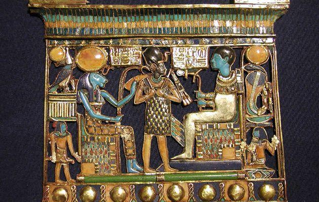 "Les ""Ptah-Sokar-Osiris"" de bois... Ptah (11) en Égypte ancienne !"