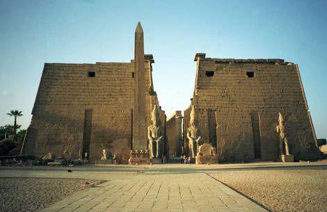 Les premiers obélisques... (6) en Égypte ancienne !