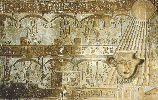 Akhenaton, le relais d'Aton... (23) en Égypte ancienne !