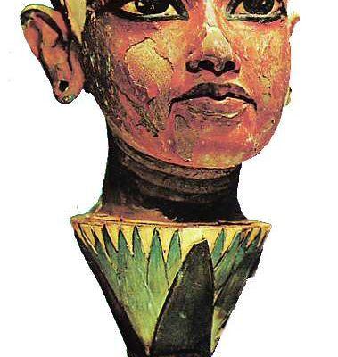 Nefertoum avait la faveur du pharaon Horemheb... (7) En Égypte ancienne !