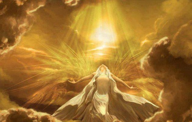 Vibrations de l'Energie Christique et de la Lumière Arc-en-ciel