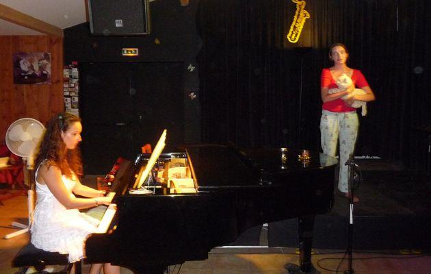 DUO CHANT LYRIQUE & PIANO avec BULLES D'AIR