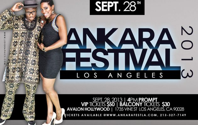 4th ANNUAL ANKARA FESTIVAL & AFRICAN FASHION SHOW LA 2013 HIGHLIGHTS DIVERSITY OF AFRICAN DESIGNERS & ARTISTS