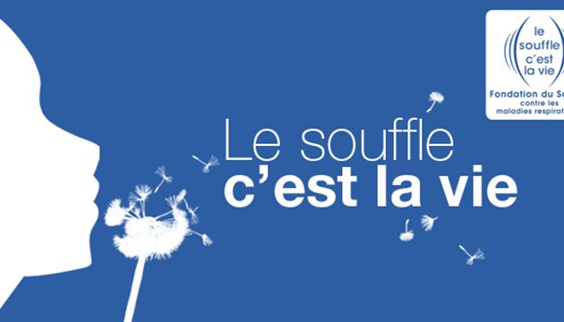 Soutenir l'association le souffle