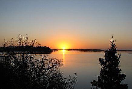 Les 14 500 îles du Lake of the woods en Ontario
