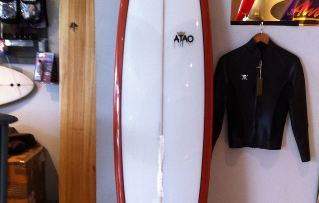 ATAO Single Fin FEAL MOR