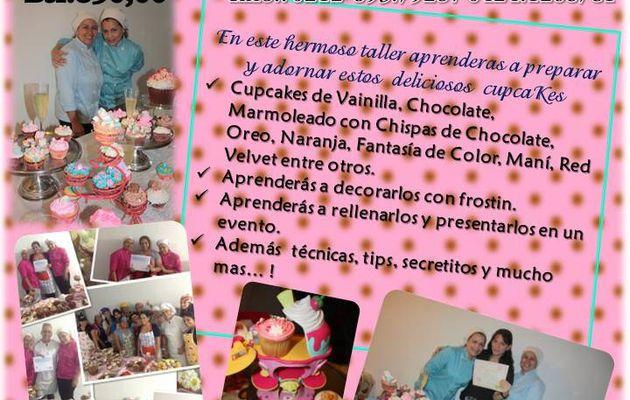 A PETICIÓN REPETICIÓN DEL Taller de Cupcakes :) en Caracas