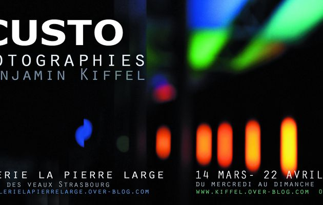 exposition CUSTO 14 mars- 22 avril 2012
