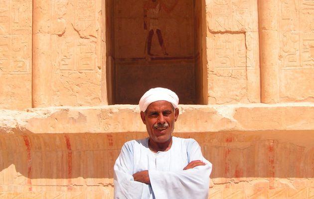 Un peu de soleil d'Egypte...