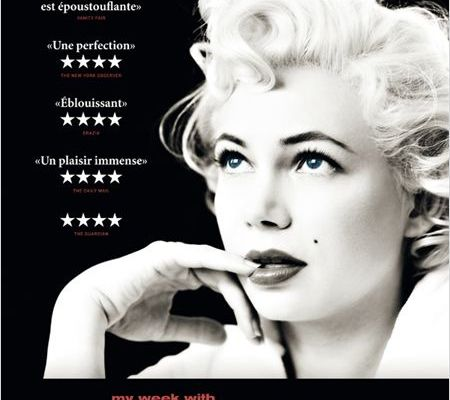 My Week with Marilyn, Michelle Williams époustouflante