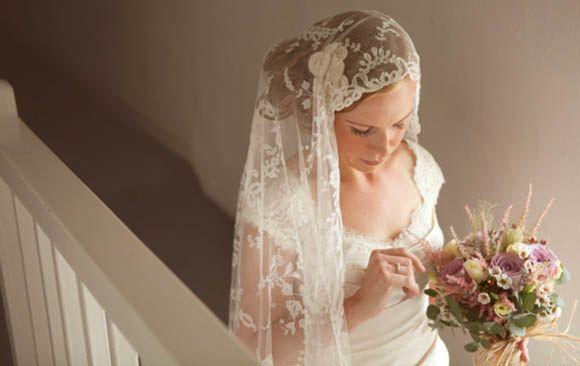 Traditions et symboles du mariage : Le voile de la mariée