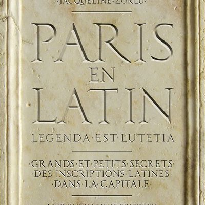 Paris en latin, extraits.