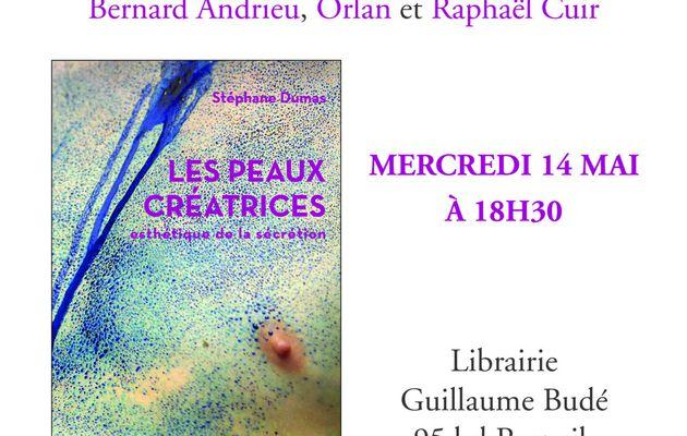 Soirée Les peaux créatrices mercredi 14 mai 2014 à 18h30