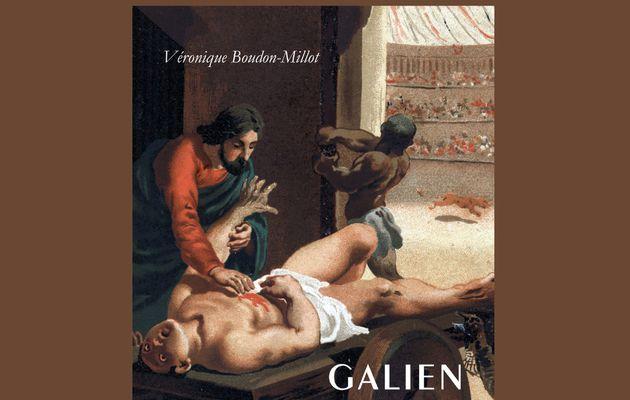 Rencontre autour de Galien avec Véronique Boudon-Millot et Jacques Jouanna, jeudi 25 octobre 2012.