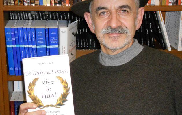 Les Adages d'Érasme: entretien avec Jean-Christophe Saladin.