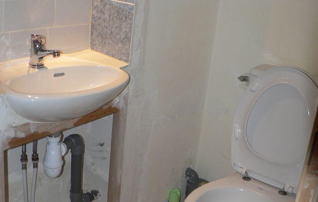 Des toilettes plus fun