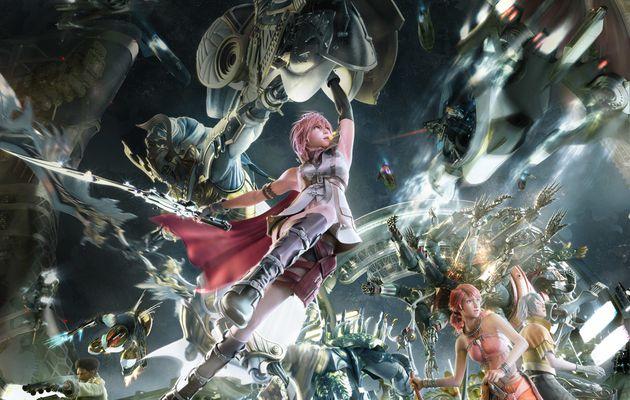 Jouer à Final Fantasy XIII jusqu'au maux de tête