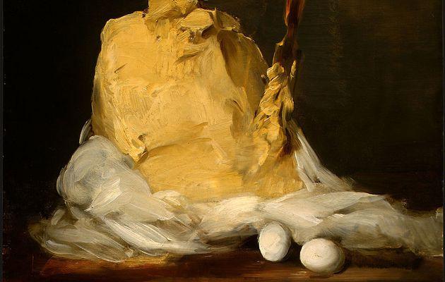 Le poids du beurre