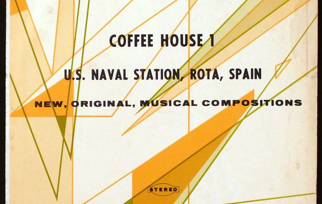 U.S. Naval Station, Rota, Spain - Coffee House 1 (1976)
