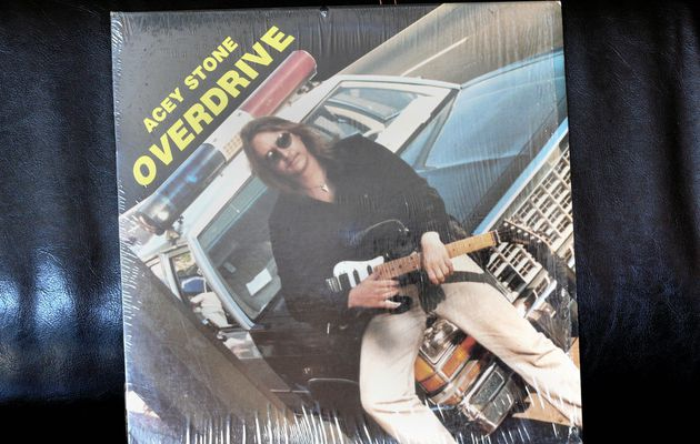 Acey Stone - Overdrive (1987)