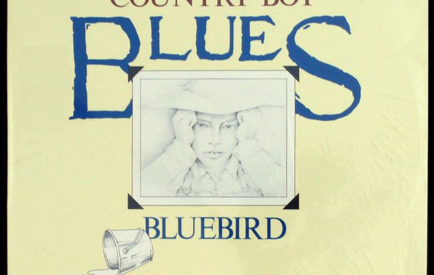 Bluebird - Country Boy Blues (1980)