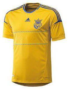 Euro 2012 - Groupe D : Découvrez les maillots et la pré-liste de l'Ukraine