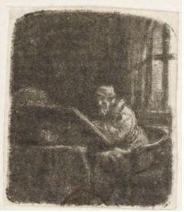 le chroniqueur en 1789