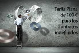 Incentivos para la contratación: La tarifa plana de 100 euros