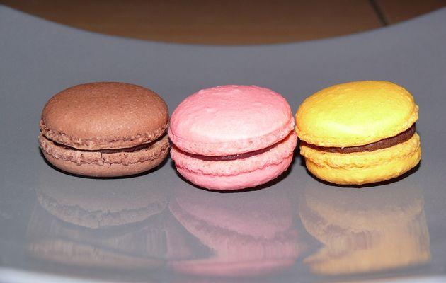 Macarons recette de base n°2