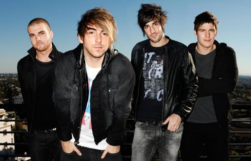 All Time Low - Live @ Area 4 Festival 2010