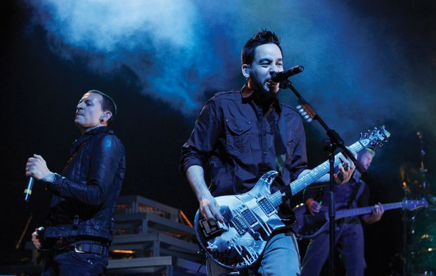 Linkin Park - Live @ Rock in Rio Festival 2008