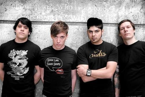 Billy Talent - Live @ Reading Festival 2012