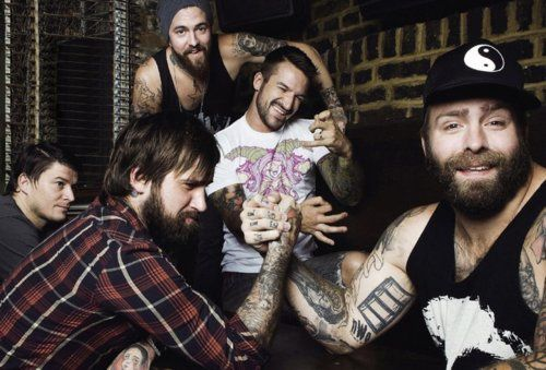 Every Time I Die - Live @ Wreck Room 2011