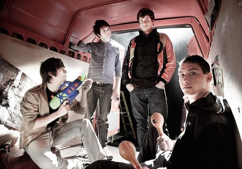 Enter Shikari - Live @ Vans Warped Tour 2011
