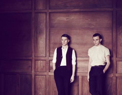 Hurts - Live @ T in The Park 2011