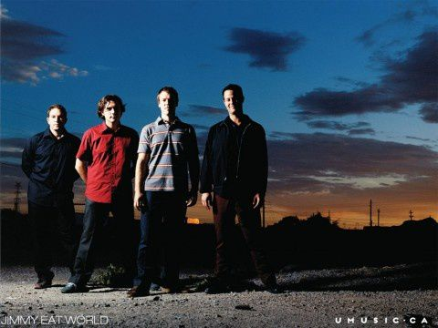 Jimmy Eat World - Live @ Area 4 Festival 2011