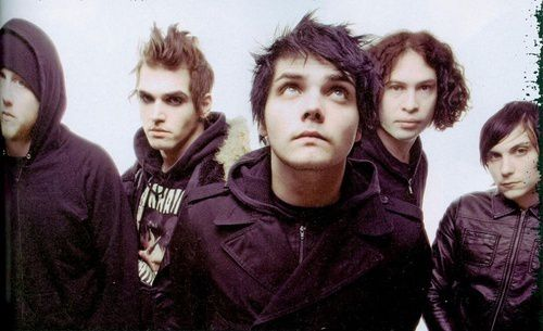 My Chemical Romance - Live @ T In The Park 2011