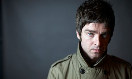 Noel Gallagher's and HFB - Live @ Rock en Seine 2012
