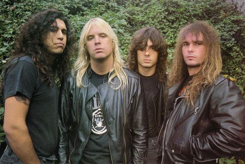 Slayer - Live @ Eurockéennes Festival 2003