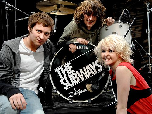 The Subways - Live @ Hurricane Festival 2011