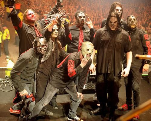 Slipknot - Live @ Rock in Rio 2011