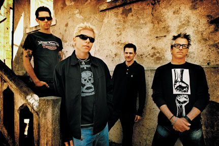 The Offspring - Live @ Rock In Rio 2008