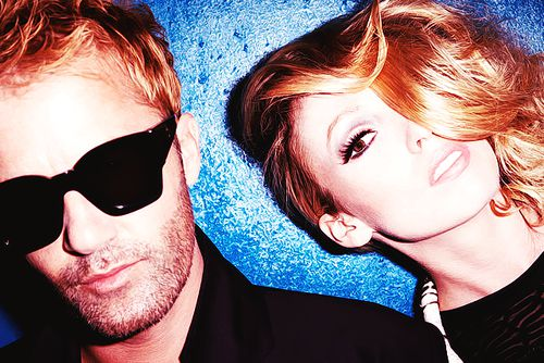 The Ting Tings - Live @ Vieilles Charrues 2009