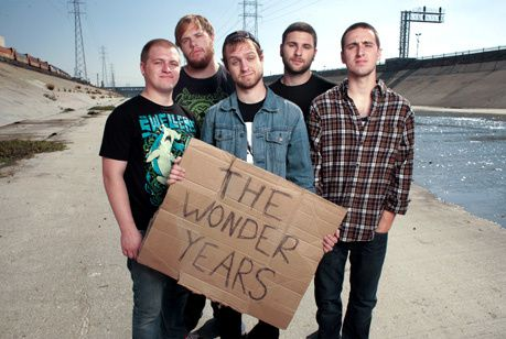 The Wonder Years - Live @ Vans Warped Tour 2011