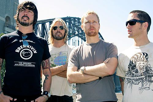 Foo Fighters - Live @ KROQ Weenie Roast 2011