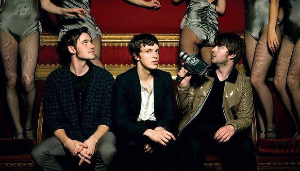 Friendly Fires - Live @ T In The Park 2011